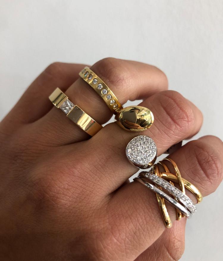 Alianza curva diamantes