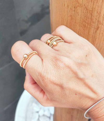 Anillo Niessing Colette