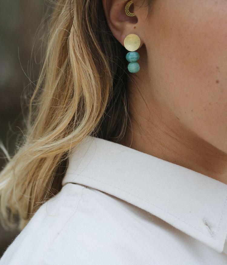 Balance earrings