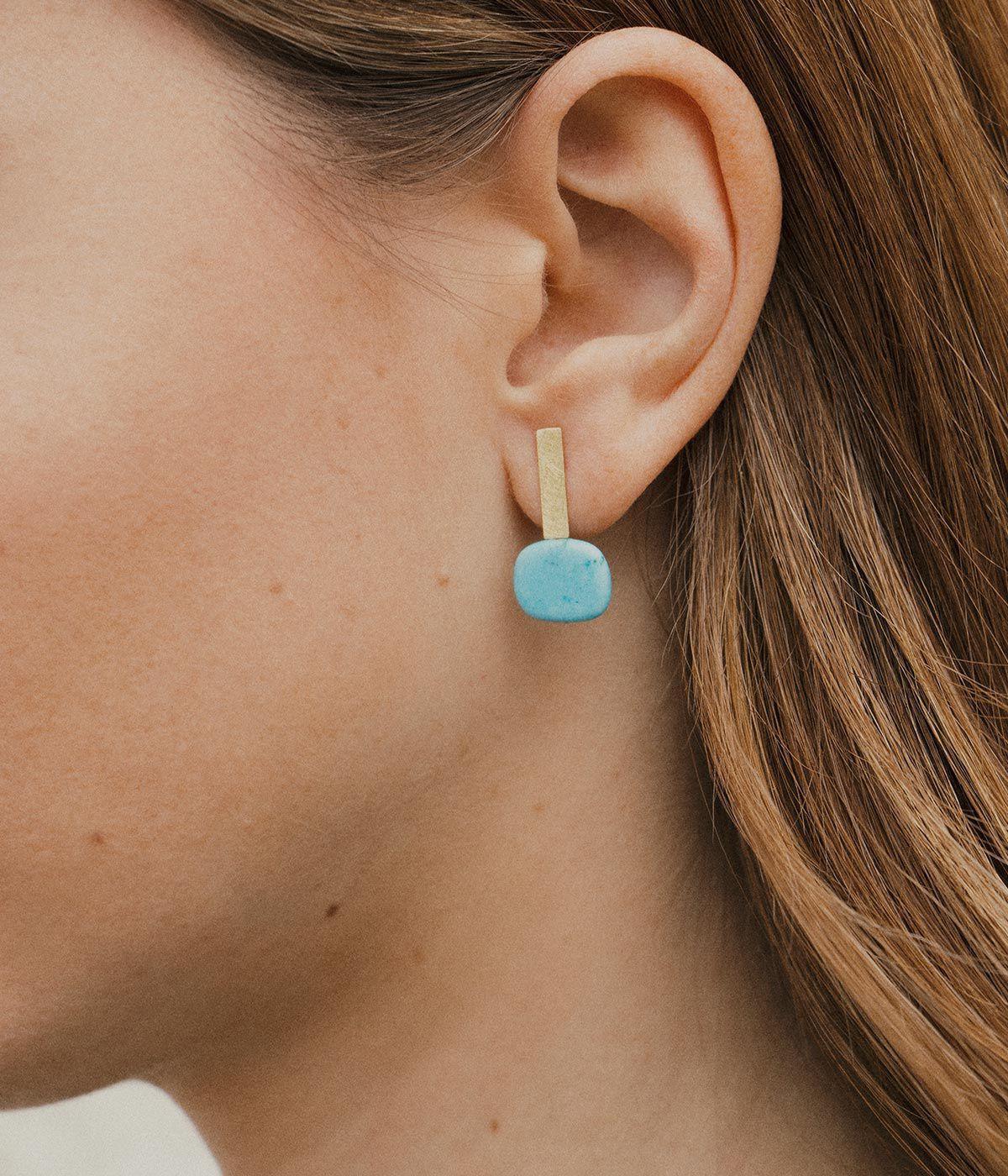 Simple Freedom earrings