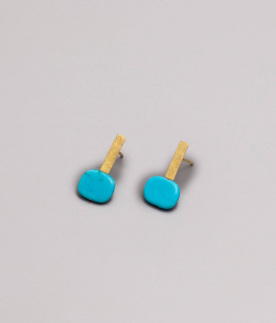 Pendientes Simple Freedom