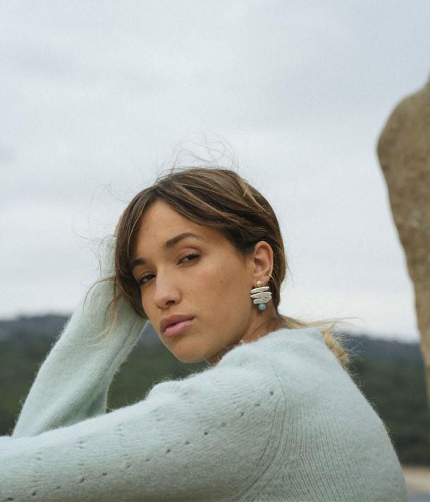 Full Strenght earrings