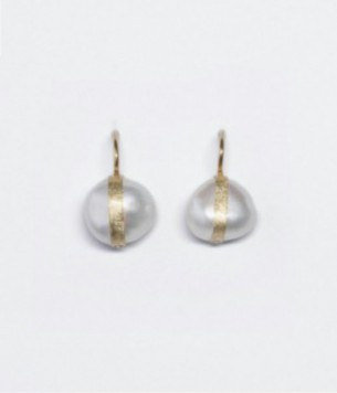 Abrázame High hook earrings
