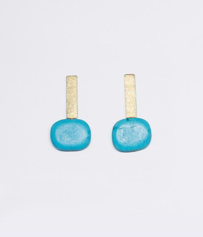Simple Freedom earrings