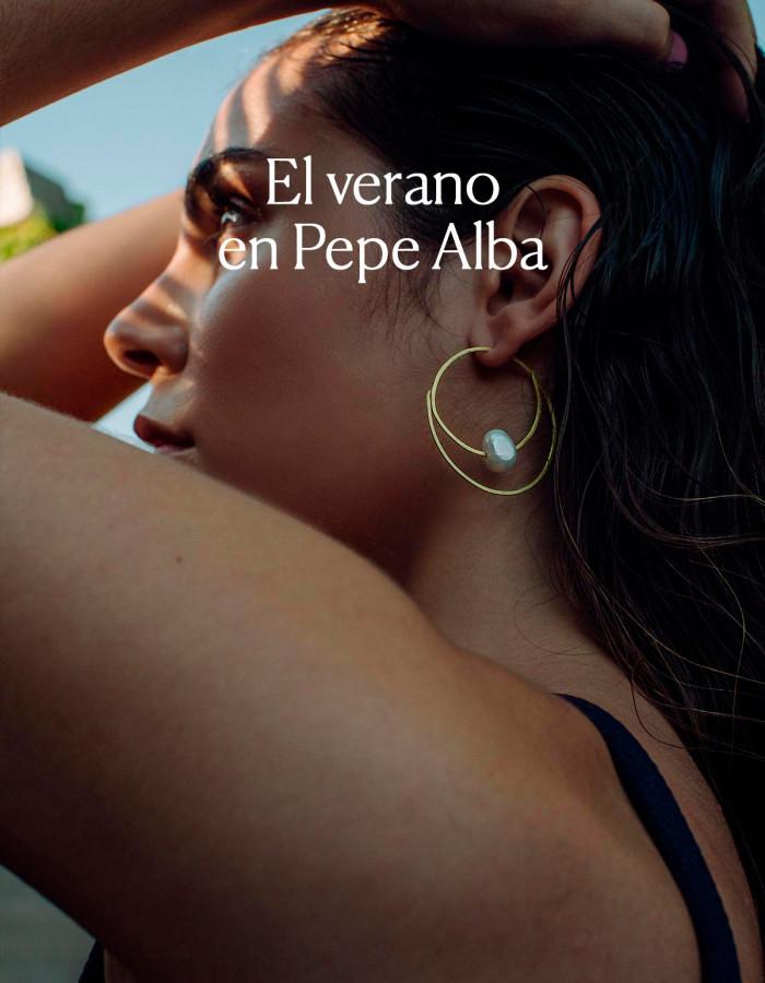 El verano de Pepe Alba.