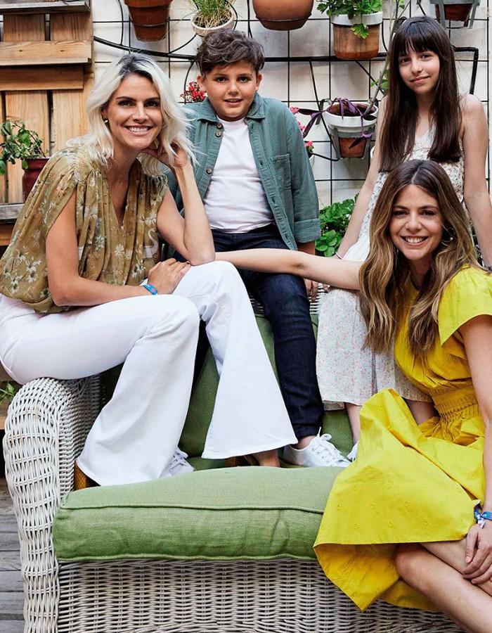 Amaia Salamanca, Leticia Dolera y Manuela Velasco se unen por la sonrisa de los niños.